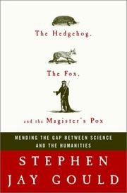 Cover of: The hedgehog, the fox, and the magister's pox