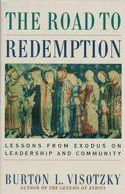 Cover of: The road to redemption | Burton L. Visotzky