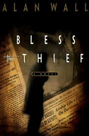 Cover of: Bless The Thief