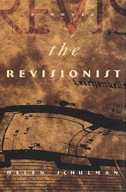 Cover of: The Revisionist