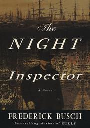 Cover of: The night inspector