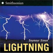 Cover of: Lightning | Seymour Simon
