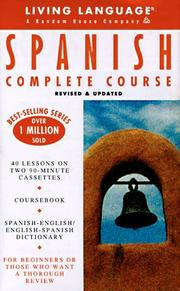 Cover of: Basic Spanish | Living Language
