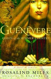 Cover of: Guenevere, Queen of the Summer Country (Guenevere Novels)