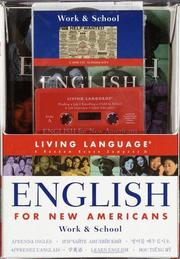 Cover of: English for New Americans | Carol Houser Pineiro