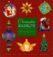 Cover of: Christopher Radko