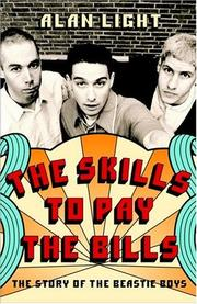 Cover of: The Skills to Pay the Bills | Alan Light