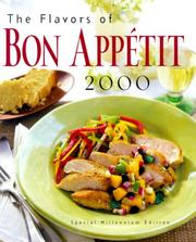 Cover of: The Flavors of Bon Appetit 2000 (Flavors of Bon Appetit)