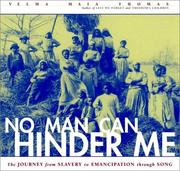 Cover of: No Man Can Hinder Me