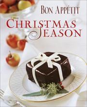 Cover of: Bon Appetit The Christmas Season