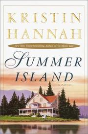 Cover of: Summer Island: a novel