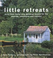 Cover of: Little retreats
