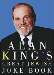 Cover of: Alan King's Great Jewish Joke Book