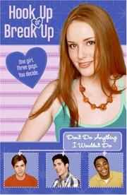 Cover of: Hook Up or Break Up #4 | Kendall Adams
