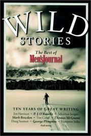 Cover of: Wild Stories | Editors of Mens Journal