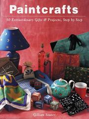 Cover of: Paint craft gifts & projects