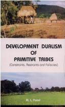 Cover of: Development dualism of primitive tribes