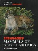 Cover of: Endangered mammals of North America