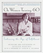 Cover of: On Women Turning 60