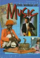 Cover of: The world of music