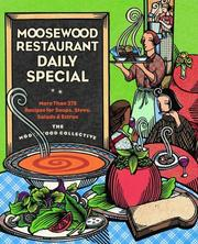 Cover of: Moosewood Restaurant Daily Special | Moosewood Collective