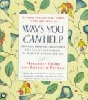 Cover of: Ways you can help | Margaret Cooke