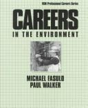 Cover of: Careers in the environment