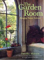 Cover of: The garden room | Timothy Mawson