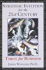 Cover of: Strategic intuition for the 21st century