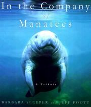 Cover of: In the Company of Manatees | Barbara Sleeper