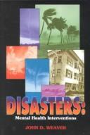 Cover of: Disasters
