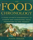 Cover of: The Food Chronology