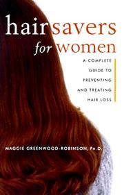 Cover of: Hair Savers for Women