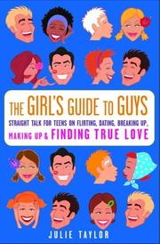 Cover of: Girls' Guide To Guys