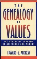 Cover of: The genealogy of values