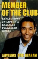 Cover of: Member of the club