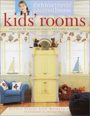 Cover of: Debbie Travis' painted house kids' rooms