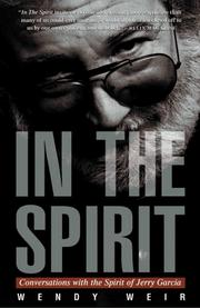 Cover of: In the Spirit | Wendy Weir