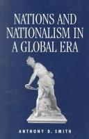 Cover of: Nations and nationalism in a global era