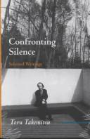 Cover of: Confronting silence