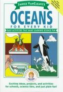 Cover of: Janice VanCleave's oceans for every kid