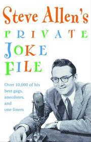 Steve Allen's private joke file