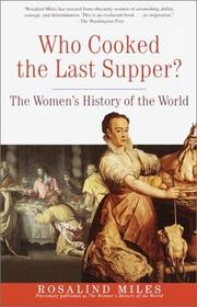 Cover of: Who Cooked the Last Supper