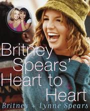 Cover of: Britney Spears' heart to heart