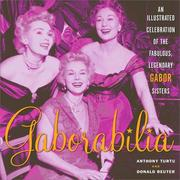 Cover of: Gaborabilia | Anthony Turtu