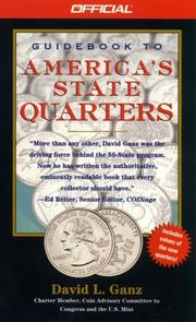 Cover of: The official guide to America's state quarters