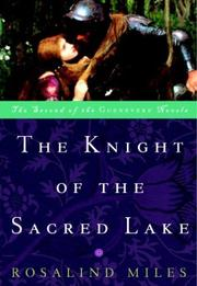 Cover of: Knight of the sacred lake