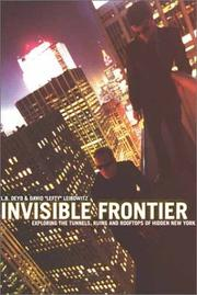 Cover of: Invisible frontier | L. B. Deyo