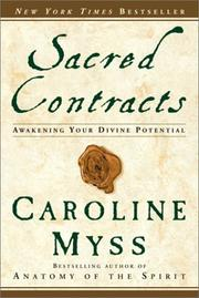 Cover of: Sacred Contracts by Caroline Myss