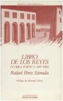 Cover of: Libro de los reyes